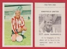 Sheffield United John Barnwell